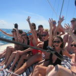 Playa del Carmen Yachts and Catamarans Party