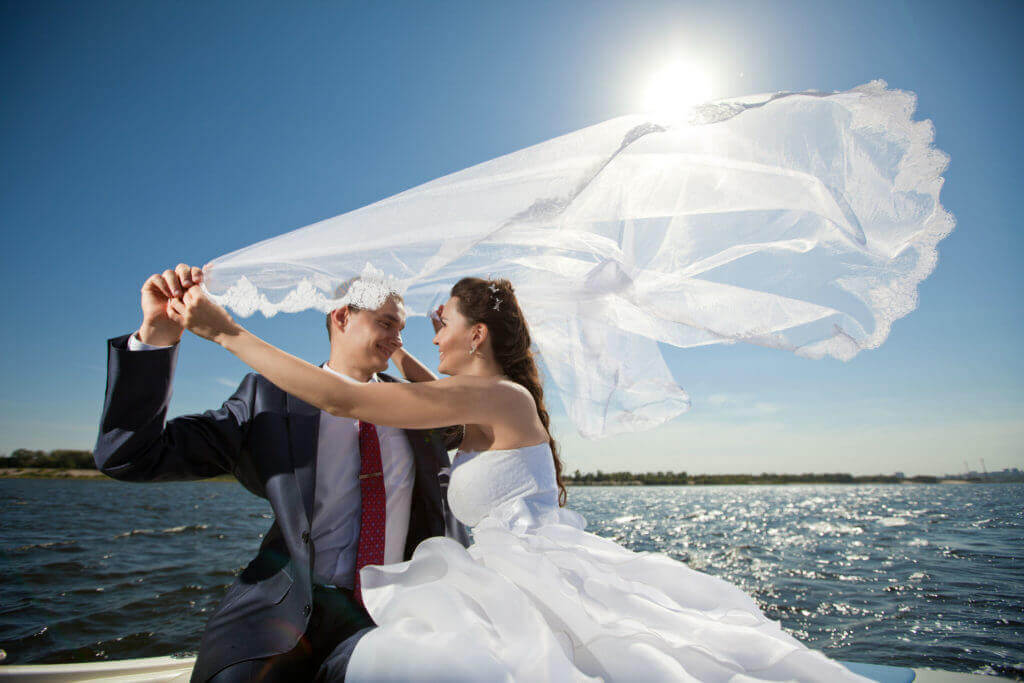 wedding yacht rental in playa del carmen