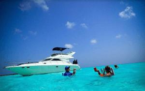 Snorkeling Playa del Carmen Playa Yachting