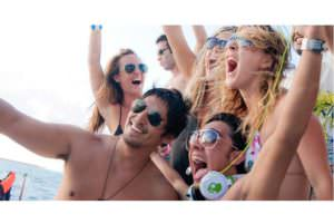 Yacht and Catamaran Tours party booze cruise