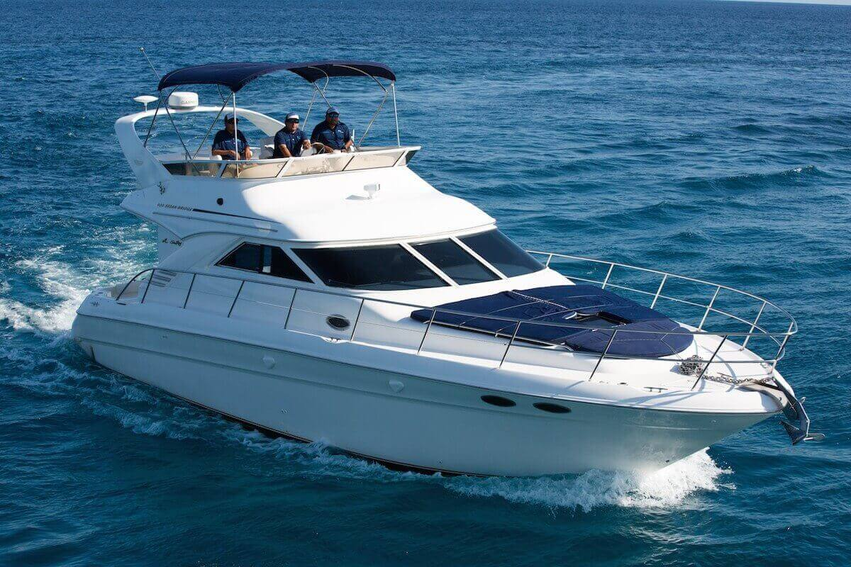 Adventure Yacht