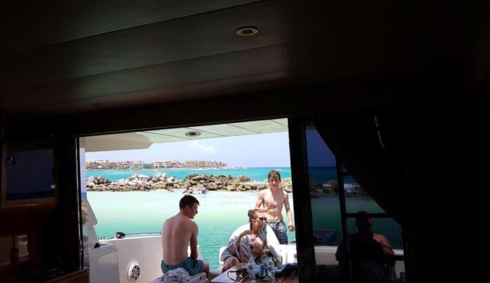 Yacht Charter Tour Playa Del Carmen - Playa Yachting