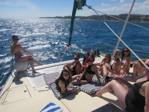 Bachelorette Yacht Party Playa del Carmen