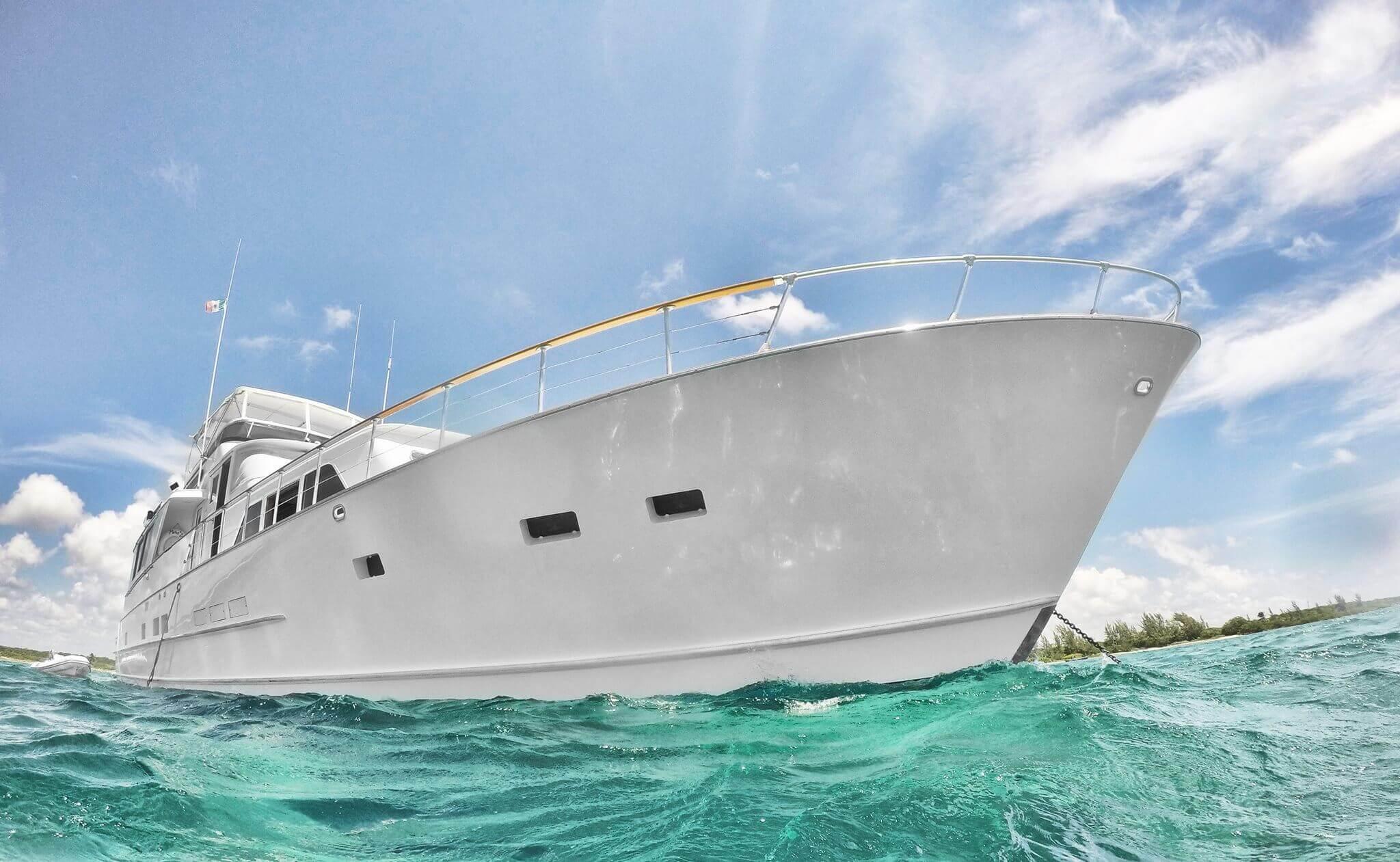 80 ft amazing super yacht