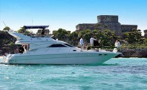 Playa Yachting - Yacht Wedding