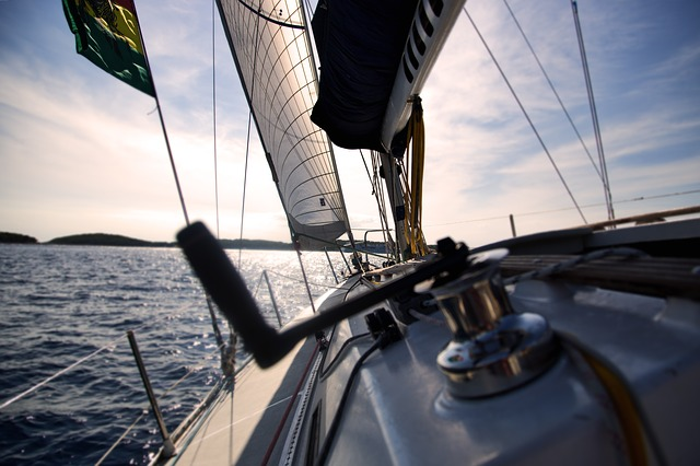 How to Enjoy Your Sailing Holiday When it Rains