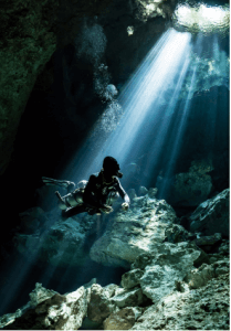 top activities in Cancun cenotes