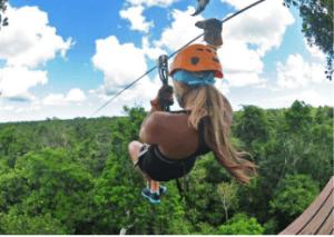 top activities in Cancun Selvatica