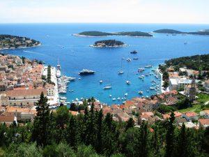 hvar yacht week croatia