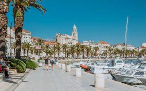 split yacht week croatia
