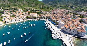 vis yacht week croatia