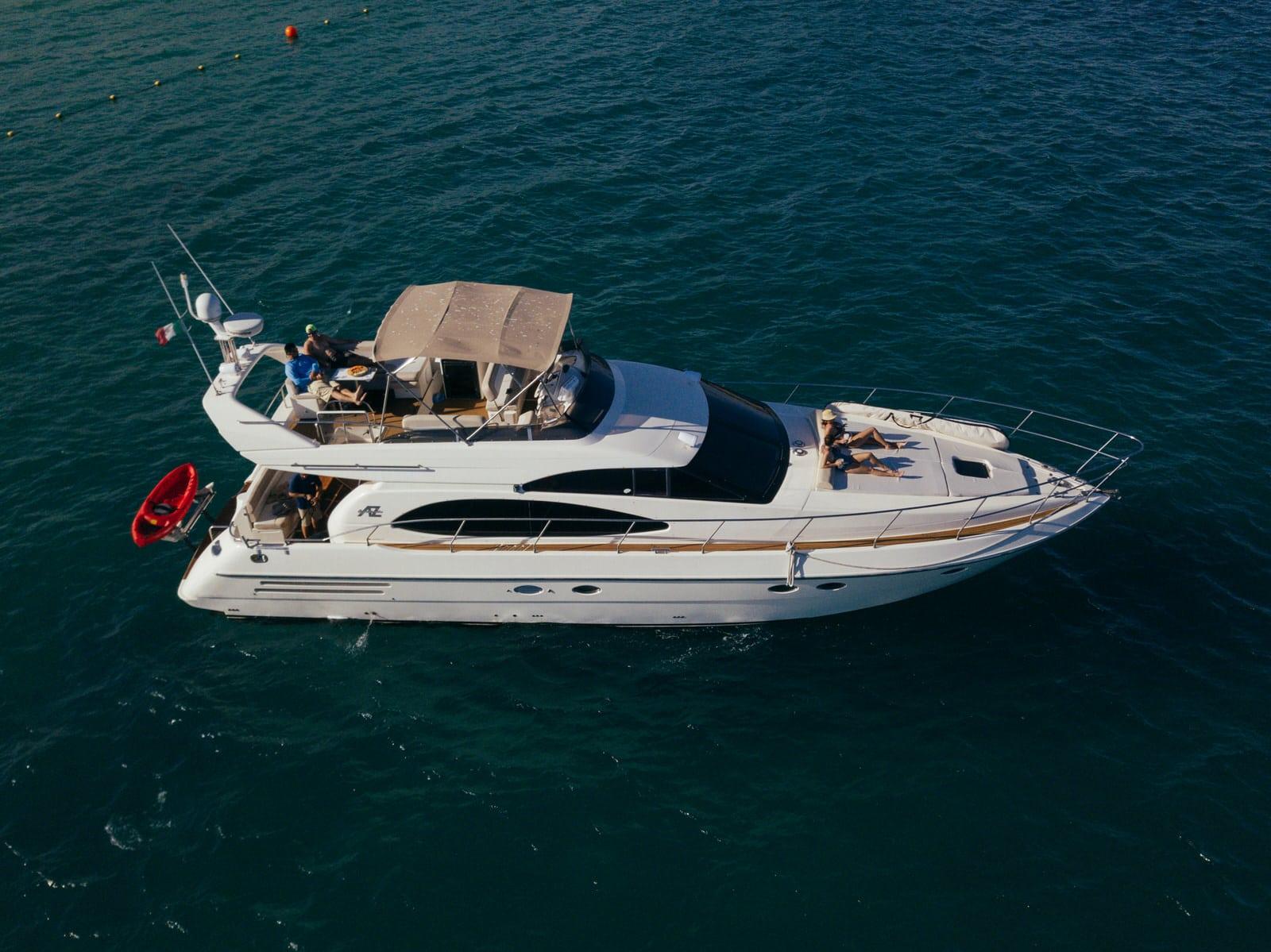 cabo luxury yacht