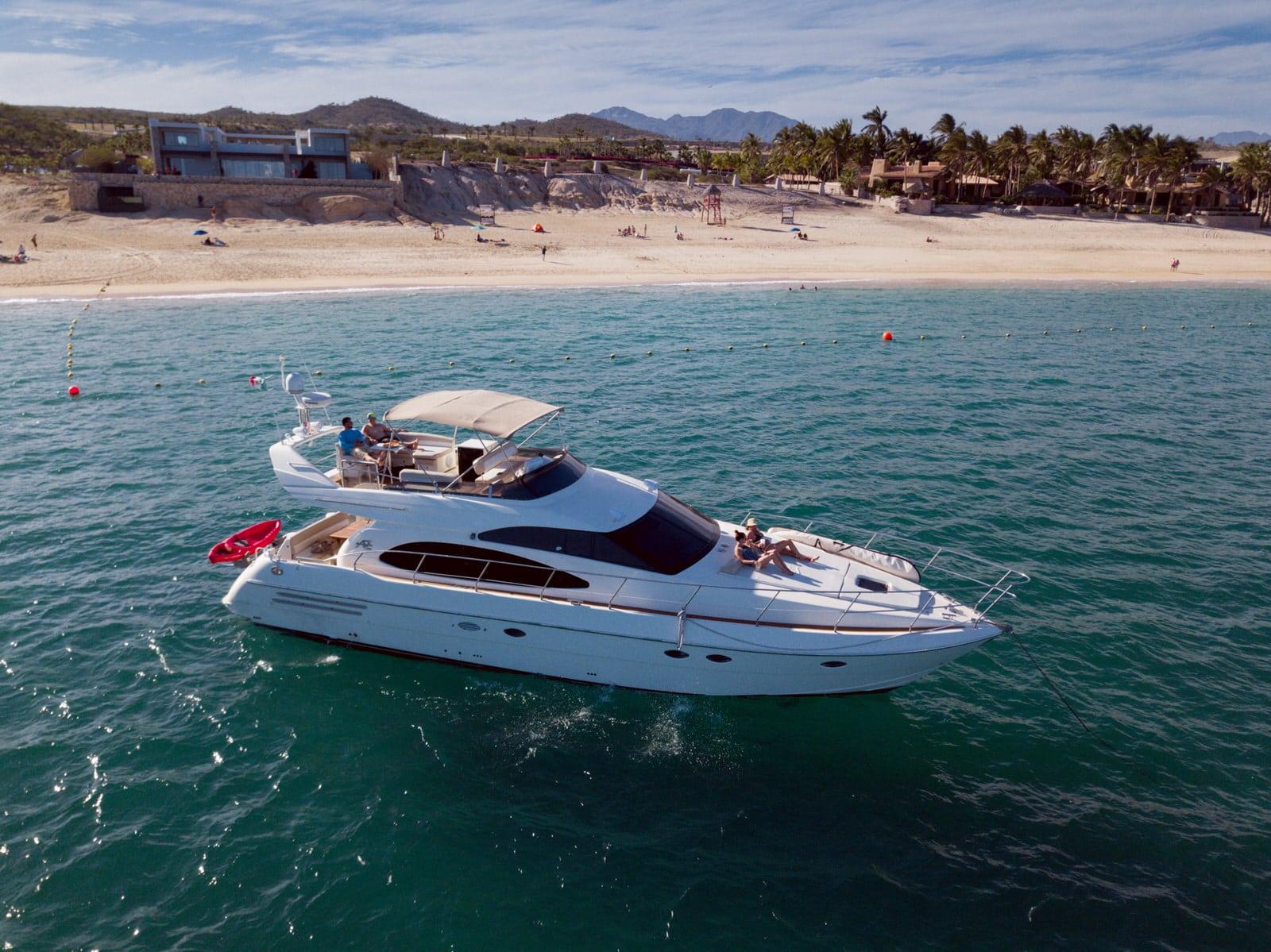 yacht trip los cabos