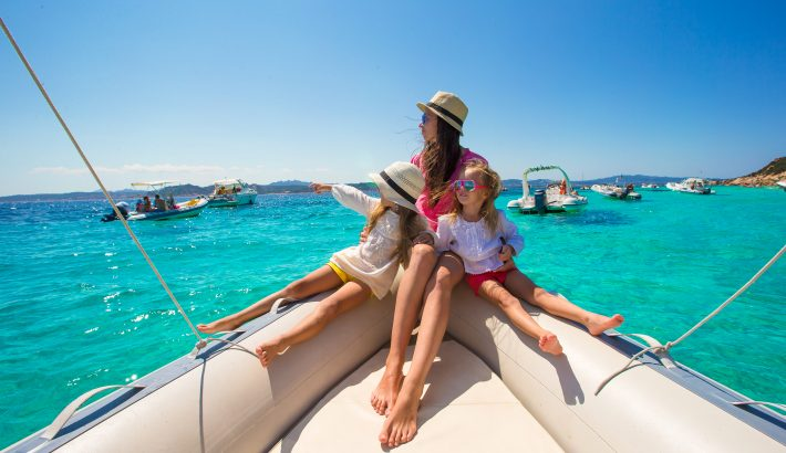 Tips When Sailing With Children In Playa