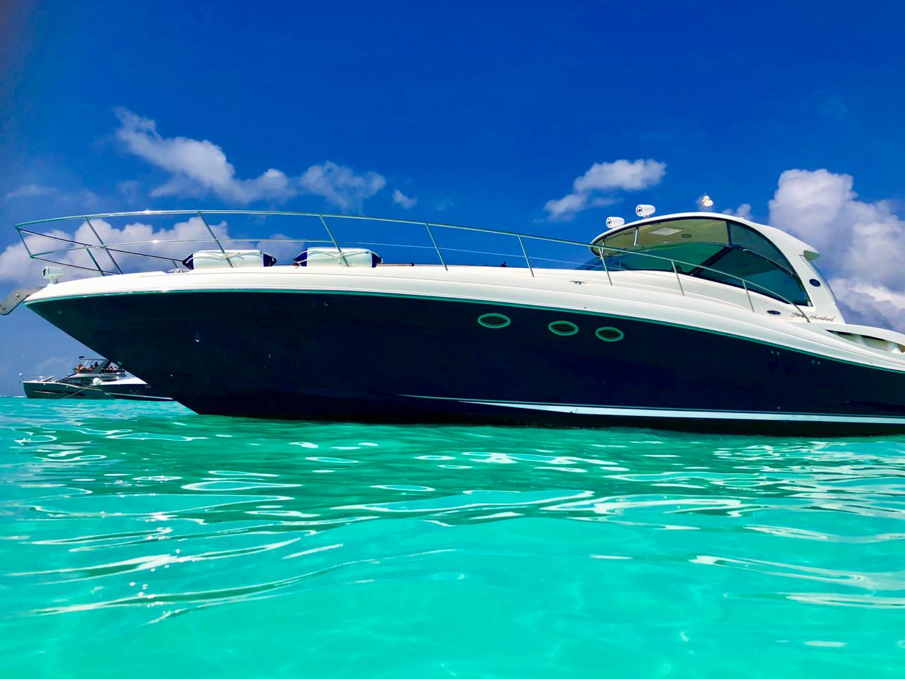 60ft sunseeker cancun
