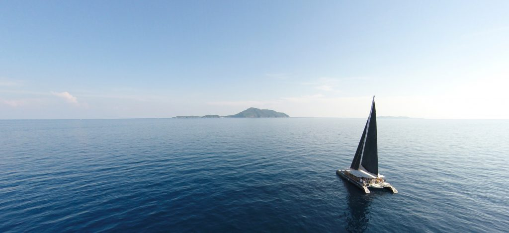 Exotic Time: Sailing Holidays with An Unusual Boat
