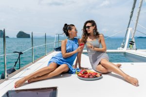 Find Solitude and Happiness in Boating