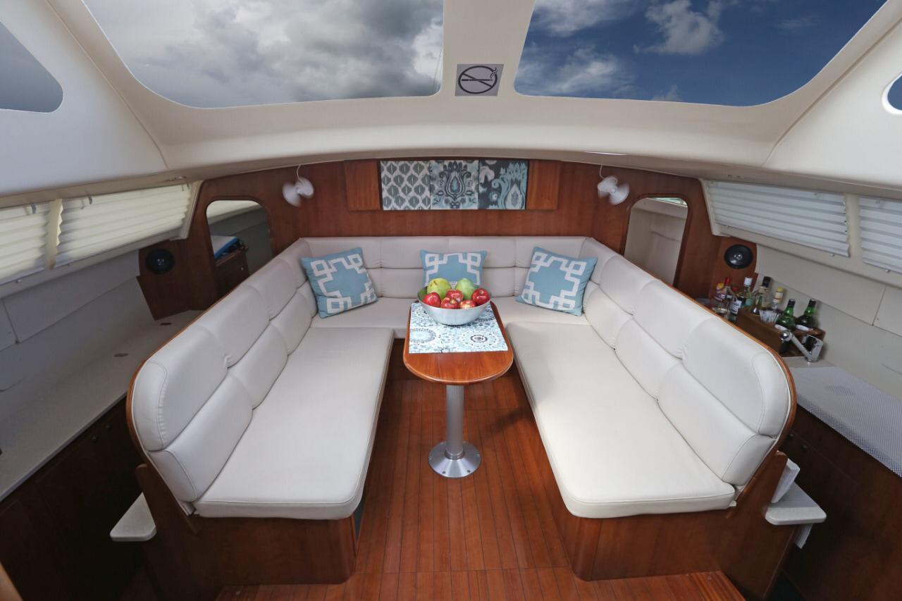 catamaran charter cozumel