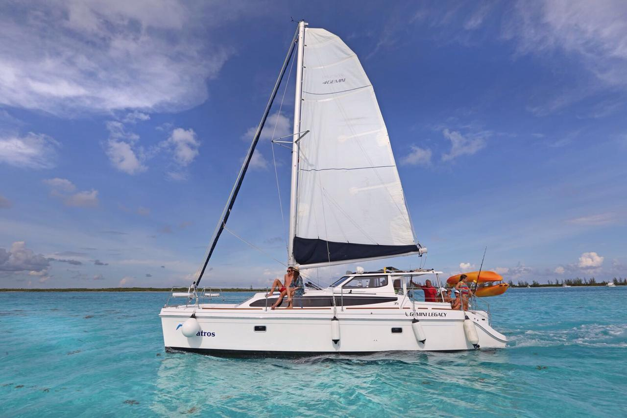 sailing conzumel