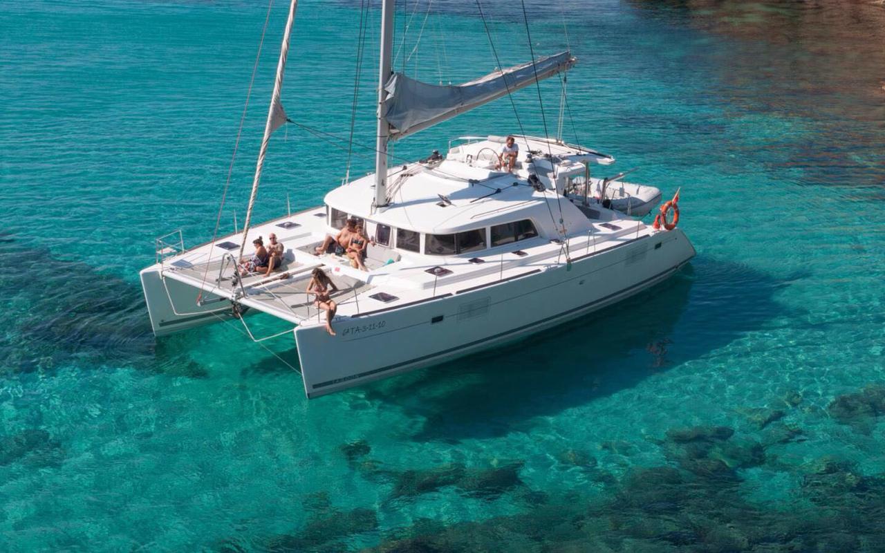 catamaran cozumel