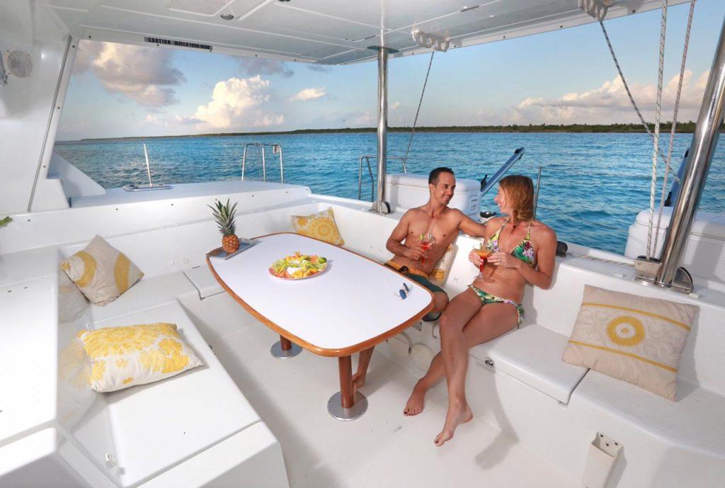 catamaran tour cozumel