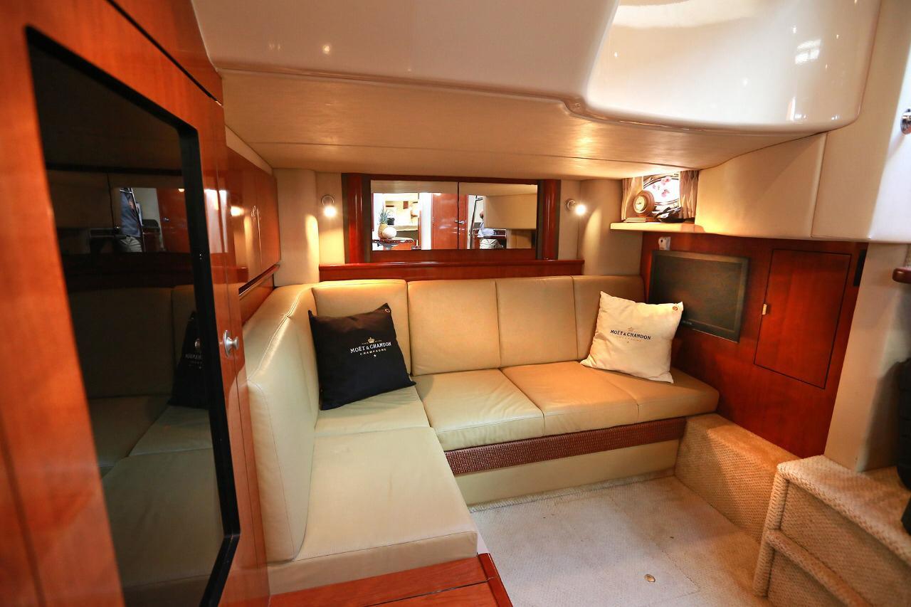 cozumel sea ray yacht