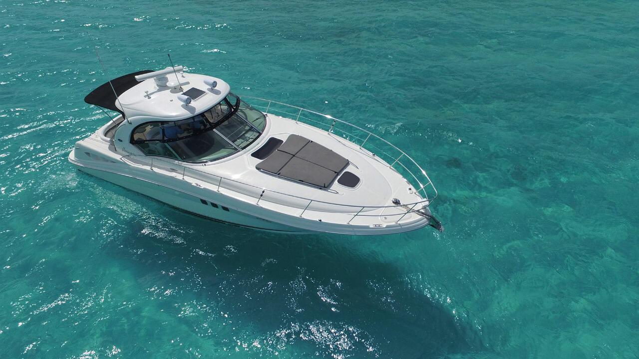 sea ray yacht cozumel