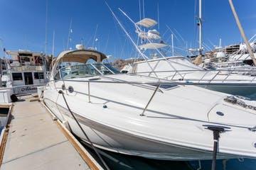 luxury yacht cabo san lucas