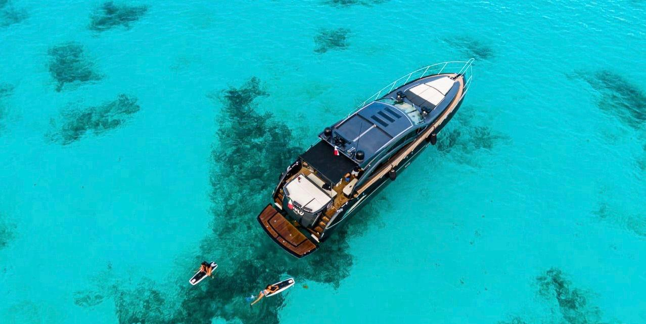 60ft luxury yacht