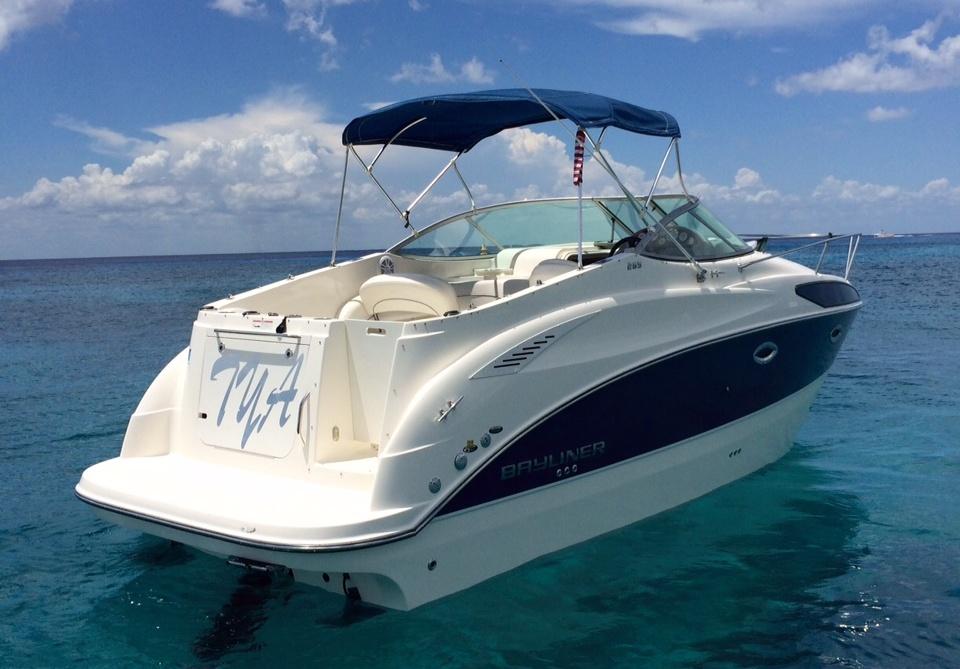 cozumel boat rental
