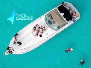 boat rental Playa del Carmen
