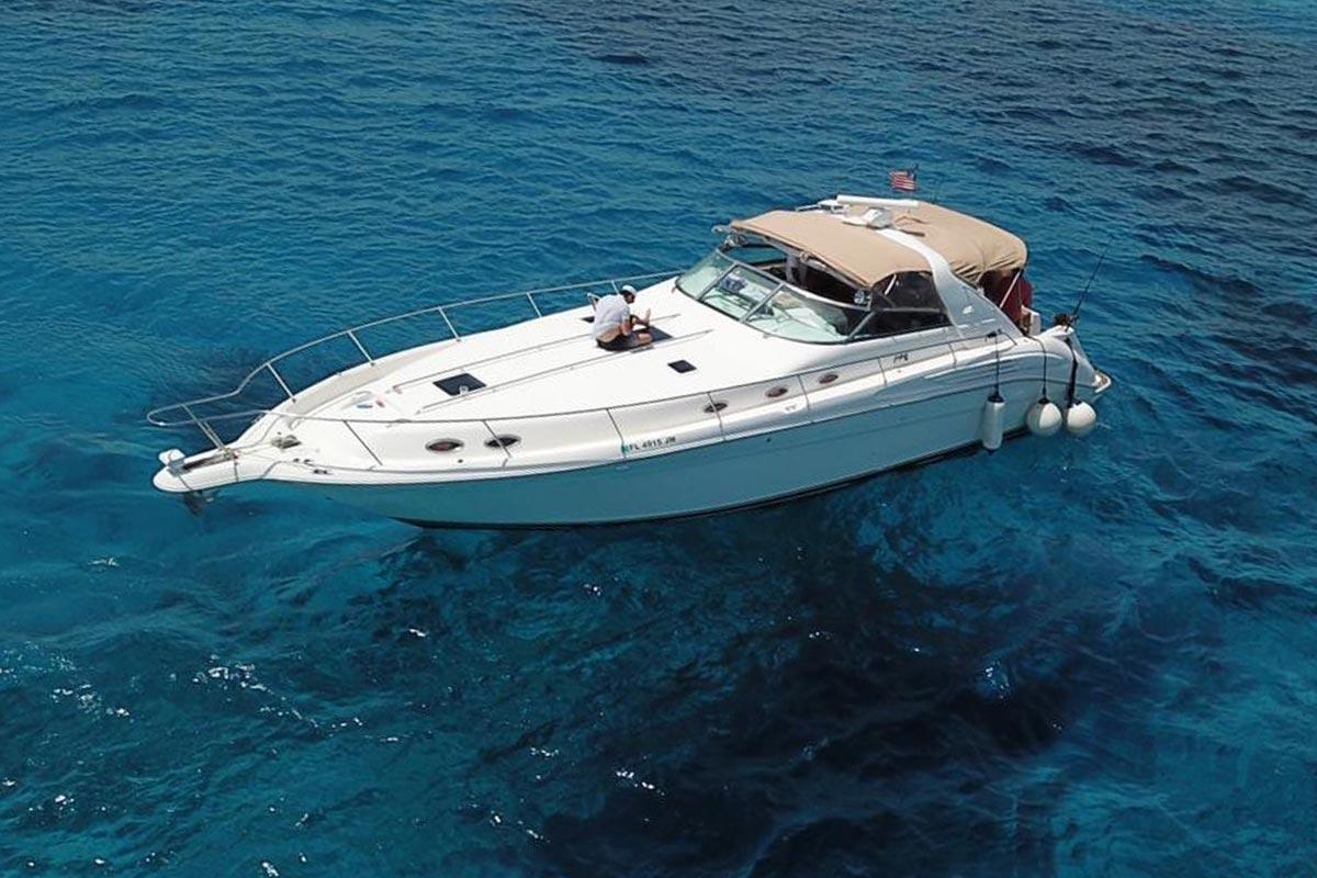 sunseeker yacht playa del carmen
